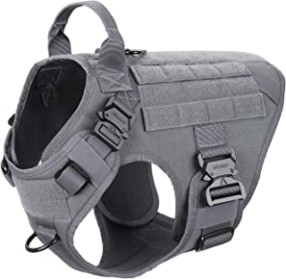k9 combat harness