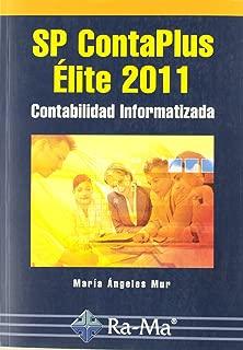 SP ContaPlus ?lite 2011. Contabilidad informatizada