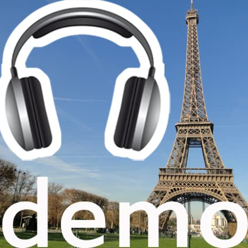 AudioGuia Paris Demo