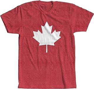 Canada Flag Maple Leaf Canadian Pride T-Shirt