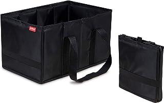 Achilles Einkaufstasche faltbar, Smart-Box zum Einkaufen, Tragetasche, Aufbewahrungs-Organizer, Picknickkorb, Transportkis...