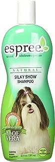 Espree Natural Silky Show Dog Cat Shampoo