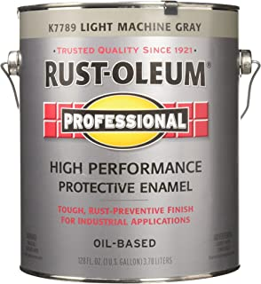 RUST-OLEUM K7789402 Voc Light Machine, Gray