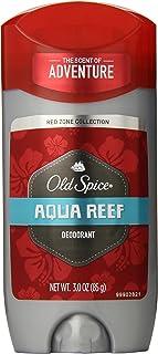 Red Zone Aqua Reef Anti-Perspirant Deodorant By Old Spice For Men - 3 Oz Deodorant Stick