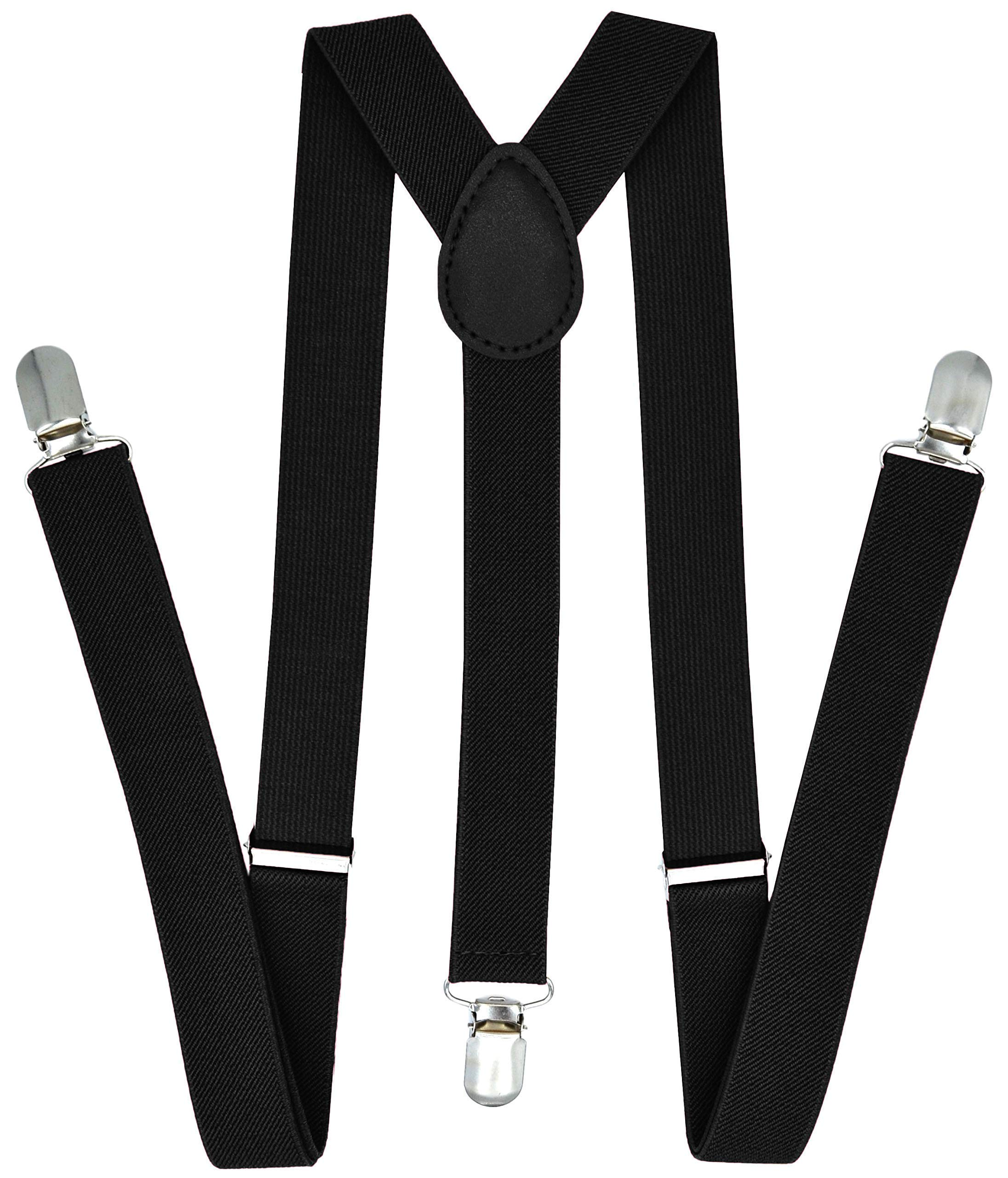Trilece Suspenders Men Adjustable Suspender