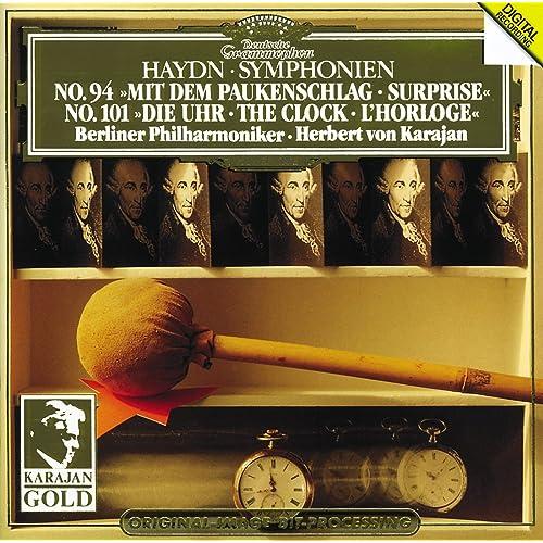 ハイドン 交響曲 94 ダウンロード