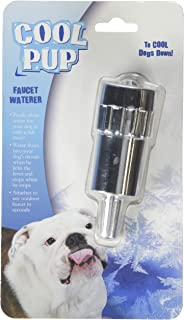 Cool Pup Faucet Waterers—Unique and Innovative Outdoor Faucet Attachments That Make It Easy to Offer Dogs Cool, Fresh Water Even When They're Outside Alone