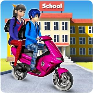Virtual High School Life Simulator