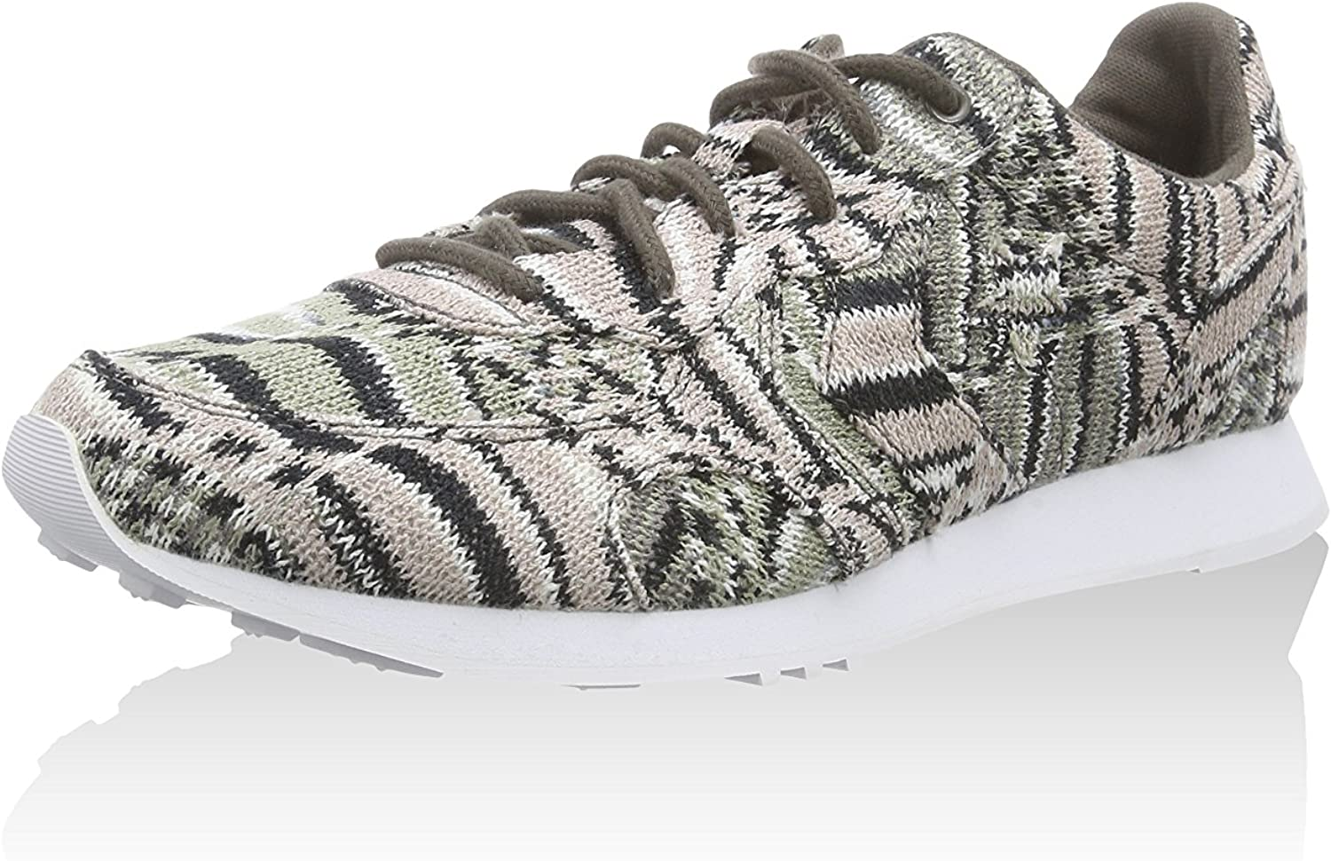 Converse Womens Aukland Racer Ox Printed Low Top Casual shoes