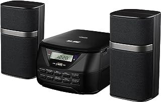 comprar comparacion Elbe HiFi-557-USB - Micro cadena estéreo digital con MP3, CD, Aux-In, 2 x 2.5 W