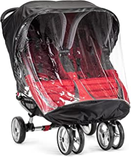 Baby Jogger Weather Shield for City Mini and Mini GT Double Stroller, Clear