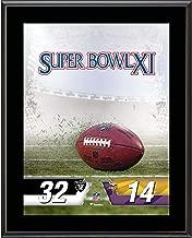 Oakland Raiders vs. Minnesota Vikings Super Bowl XI 10.5
