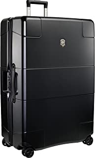 Victorinox Lexicon Hardside Extra Large 8-Wheel Travel, Black (Black) - 602109