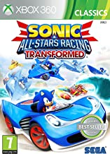 Xbox 360 Sonic and All-Stars Racing: Transformed - Xbox One Compatible
