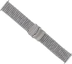 omega shark mesh bracelet