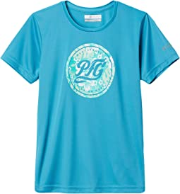 Gulf Stream Tribe Hooked Life Columbia Kids /& Baby Big Boys PFG/Stamp Short Sleeve Shirt Large