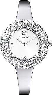 Swarovski Ladies Crystal Rose Bracelet Watch 5483853