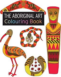 Aboriginal Art Colouring Book (Search Press Colouring Books)