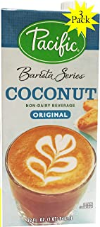 pacific barista coconut milk ingredients