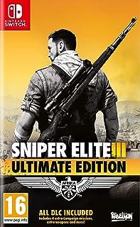 Sniper Elite 3 - Ultimate Edition - Nintendo Switch [Edizione: Spagna]