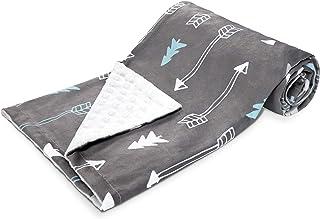 Baby Blanket Girls Baby Blankets Newborn Patterned Backing