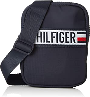 TOMMY HILFIGER Compact Mens Cross Body Bag Blue