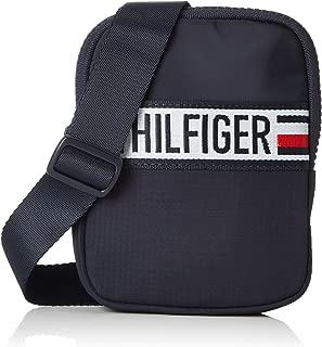 TOMMY HILFIGER Compact Mens Cross Body Bag Blue