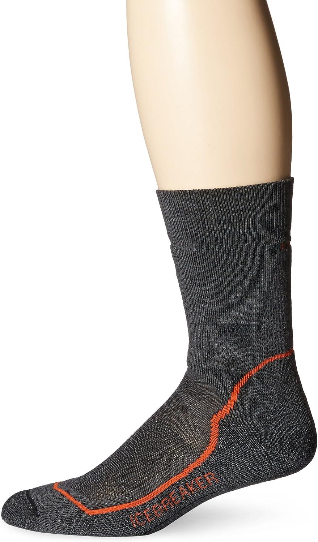 Icebreaker Men's Hike+ Med Crew Socks