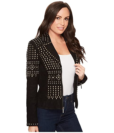 Double D Ranchwear La Plata Jacket Black Outlet Newest gkJxg1FOD