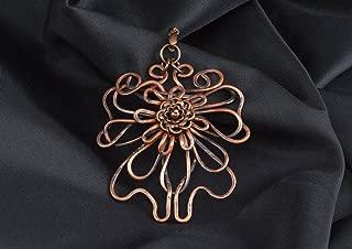 forging copper jewelry