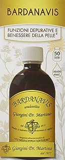 Dr. Giorgini Integratore Alimentare, Bardanavis Liquido Analcoolico - 500 ml