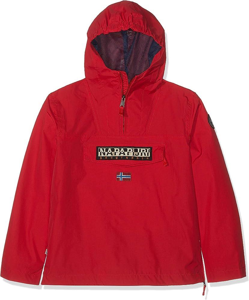 Napapijri, giacca,giubotto con cappuccio per bambino - ragazzo,100% poliestere N0YHJE