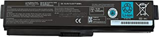 ROCKETY 12Cells PA3819U-1BRS Battery Replacement for Toshiba Laptop Battery PA3817U-1BRS Satellite A665 A665-S5170 A665-S6086 M645-S4070 M505-S4940 L755-S5277 L775D-S7222 P755-S5265 Notebook Batteries