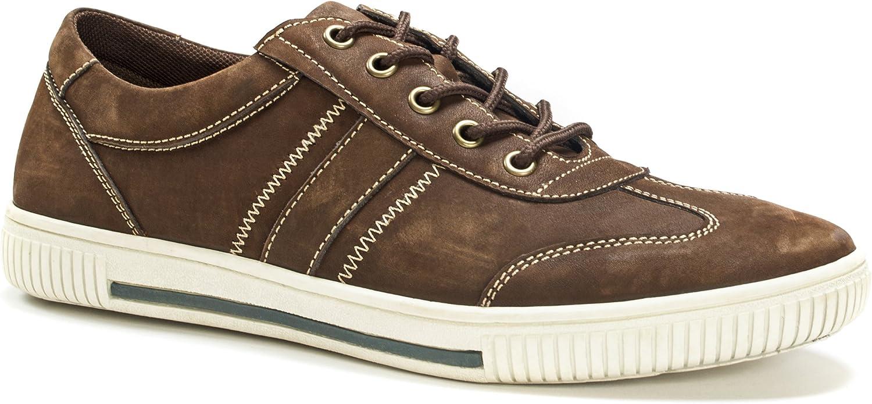 MUK LUKS Mens Men's Nick shoes Fashion Sneaker