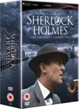 Sherlock Holmes: Complete Collection The Adventures of Sherlock Holmes / the Case-Book of Sherlock Holmes / the Return of Sherlock Holmes  Region 2