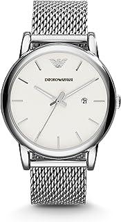 Armani Classic Men's Watch - Silver