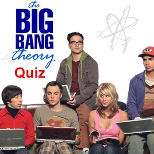 Big Bang Theory Quiz