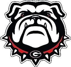 Craftique Georgia Bulldogs Decal