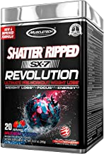 MuscleTech Shatter Ripped SX-7 Revolution - Wild Berry Fusion