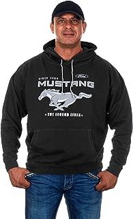 Jh Design Men's Ford Mustang Hoodies in 5 Styles Pullovers & Full Zip Up