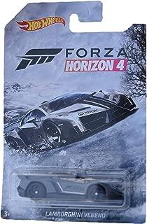 Hot Wheels Forza Horizon 4 Lamborghini Veneno 5/6, Gray