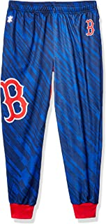 Boston Red Sox Polyester Mens Jogger Pant Extra Large