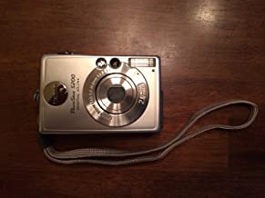 Canon PowerShot S200 2MP Digital ELPH Camera w/ 2x Optical Zoom