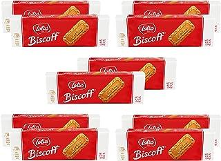 Lotus Biscoff - European Biscuit Cookies - 8.8 Ounce (10 Count) - non GMO Project Verified + Vegan