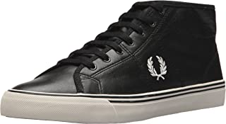 Fred Perry Womens Unisex-Adult Mens B2083 Haydon Mid Leather