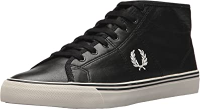 Fred Perry Women's Haydon MID Leather Sneaker