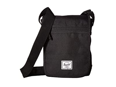 Herschel Supply Co. Lane Small (Black) Messenger Bags