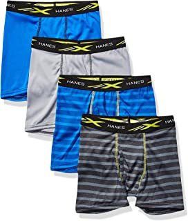 Hanes Boys' X-Temp® Boxer Briefs