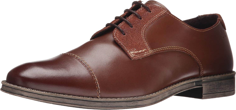 Stacy Adams Adams Adams män s Caldwell Oxford Cap Toe läder skor  kunder först