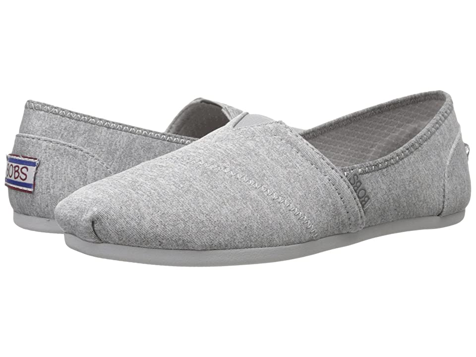BOBS from SKECHERS Bobs Plush Express Yourself (Gray) Women